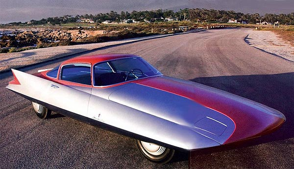 "Image result for 1955 Chrysler (Ghia) Streamline X ""Gilda"""