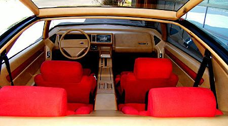 Ford's Probe 1 Concept