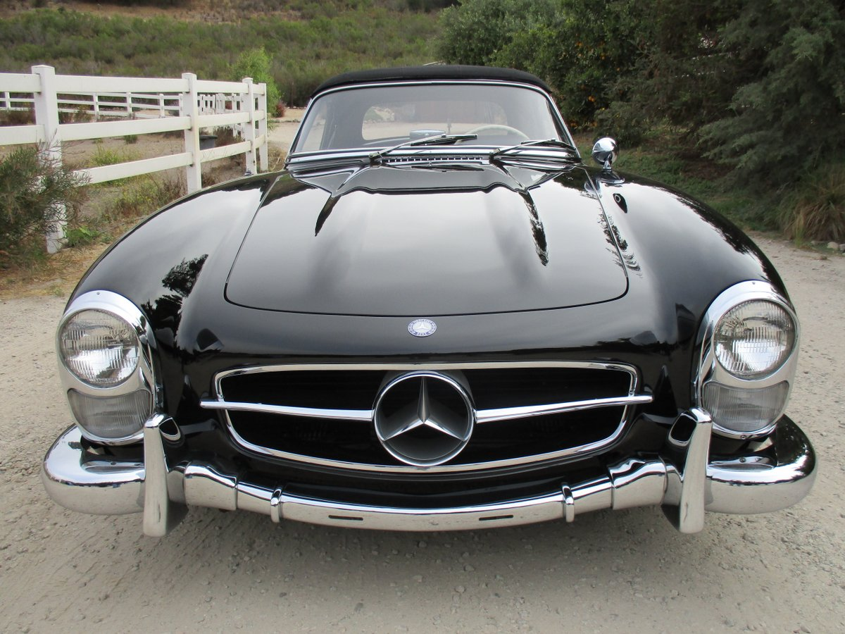 1957 mercedes benz 300sl collection 8 wallpapers for Mercedes benz classic magazine