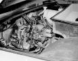 1969 Mercedes-Benz C111 Four Disc Wenkel Engine
