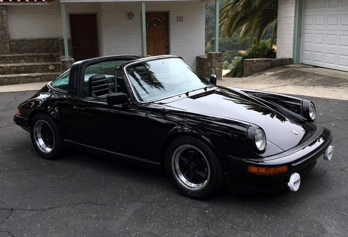 sold 1978 porsche 911 sc targa scott grundfor company. Black Bedroom Furniture Sets. Home Design Ideas