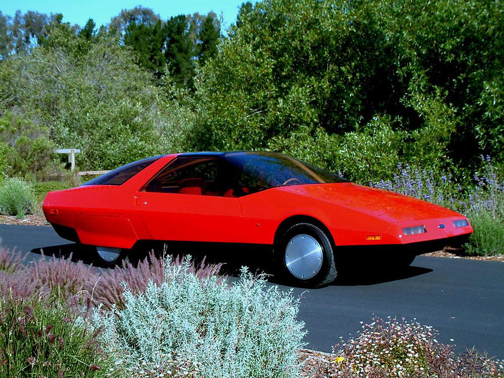 1979 Ford Probe 1 Concept Car