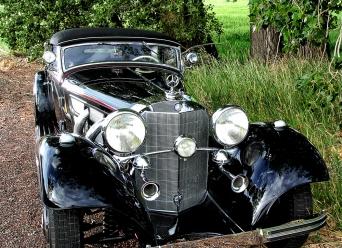 1936 Mercedes-Benz 540K Sport Cabriolet A