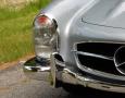Silver Blue 1962 300SL Disc Brake Roadster 20