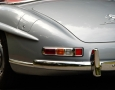 Silver Blue 1962 300SL Disc Brake Roadster 22