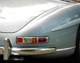 Silver Blue 1962 300SL Disc Brake Roadster 25