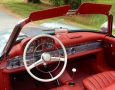 Silver Blue 1962 300SL Disc Brake Roadster 36