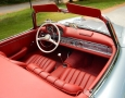 Silver Blue 1962 300SL Disc Brake Roadster 40