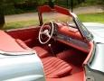 Silver Blue 1962 300SL Disc Brake Roadster 43