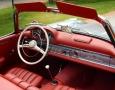 Silver Blue 1962 300SL Disc Brake Roadster 44