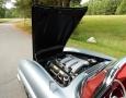 Silver Blue 1962 300SL Disc Brake Roadster 52