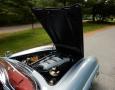Silver Blue 1962 300SL Disc Brake Roadster 56