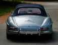 Silver Blue 1962 300SL Disc Brake Roadster 60