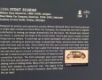 1936 Stout Scarab Info Board