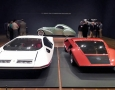 Ferrari Modulo and Lancia Stratos