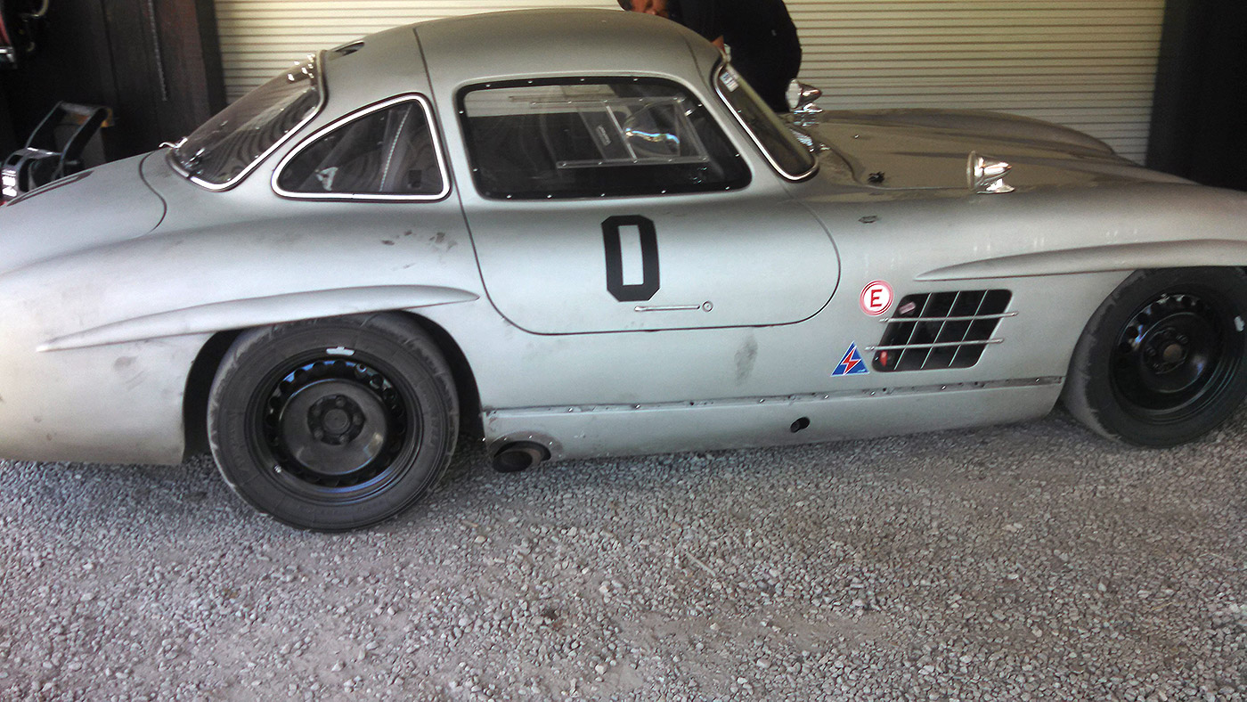 Hk engineering mercedes benz 300sl race car scott for Mercedes benz race