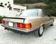 1981 Mercedes-Benz 500SLC FIA Homologation Special Coupe