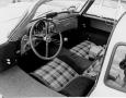 Mercedes 300 SL interior