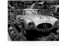 Mercedes 300 SL Prototype in Paris 1952