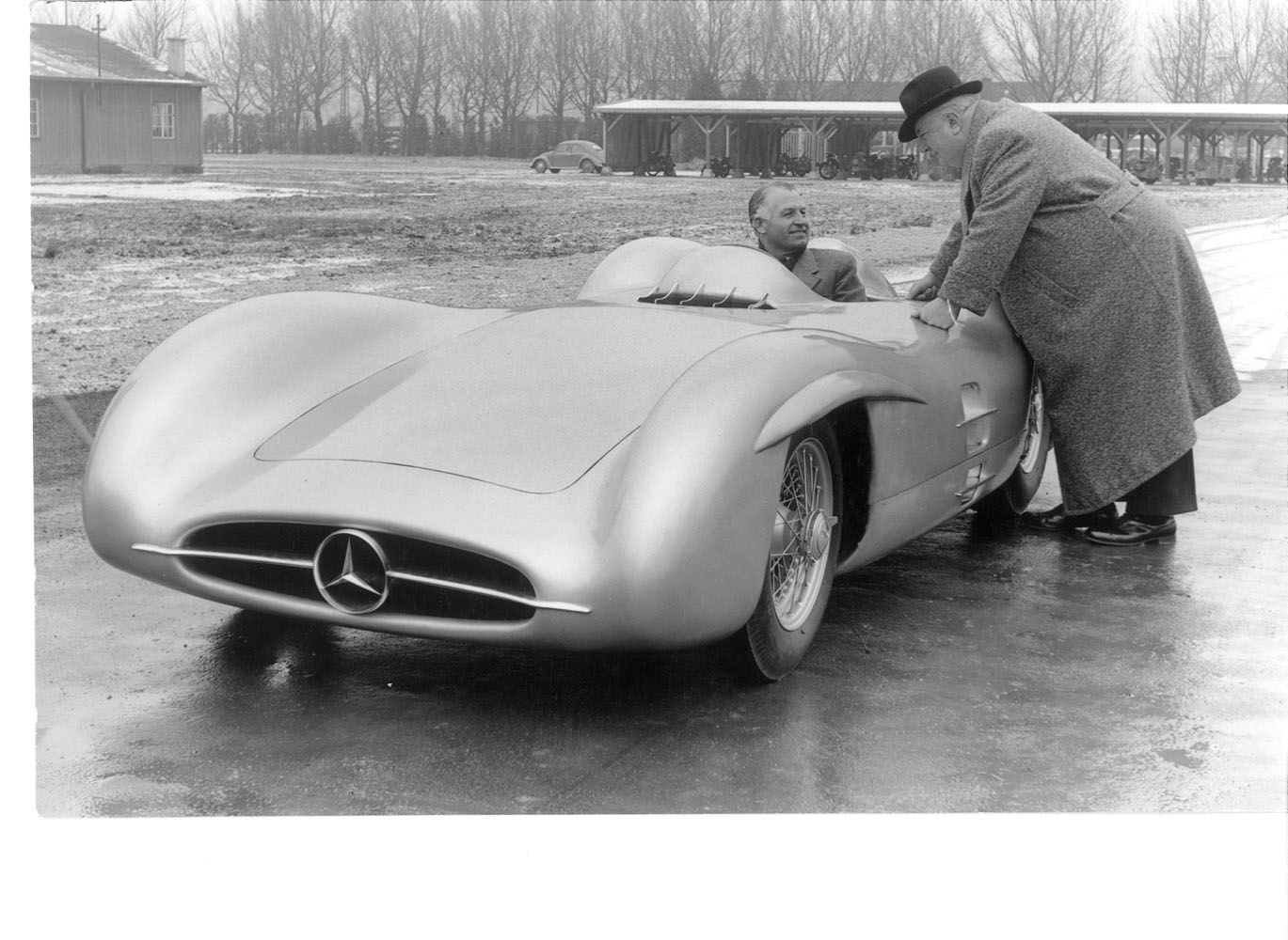 Mercedes Benz History Of Cars >> Mercedes Benz History And Articles Image Gallery Scott Grundfor