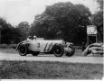 Mercedes SSK. Grand Prix of Ireland 1930. Driven by Rudolf Carracciola.
