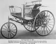 Benz Motor Car of 1888th single-cylinder four-stroke engine. of about 1.5 hp at 250-300 rpm. 2 speeds of up to about 16 km / hr. Costs about RM 3000.