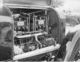 The engine of the 1912 Benz.
