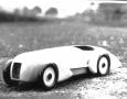 1/10 scale model of 1933 Avus Car