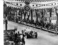 "1931 1000 Mile race at Brescia. Rudolf Caracciola of the Mercedes-Benz ""SSK""."