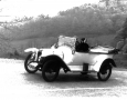 Rally for Veterans, Paris-Viena 1965. French drivers Grosgogeat/Epailly in a Benz from 1912.