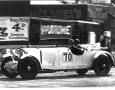 """Rudolf Caracciola of Mecedes-Benz """"SSK"""" wins the Internation Tourist Trophy in 1929."""