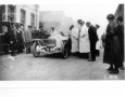 1923. Preparing to leave for Indy