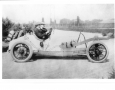 1914 race car, ready for the trip to Lyons.