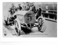 "1905 120hp Gordon-Bennett Mercedes ""Austman"" Car of Braun. Placed 10th"