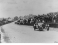 Rudolf Caracciola of Mercedes-Benz wins the English Tourist Trophy in 1929.