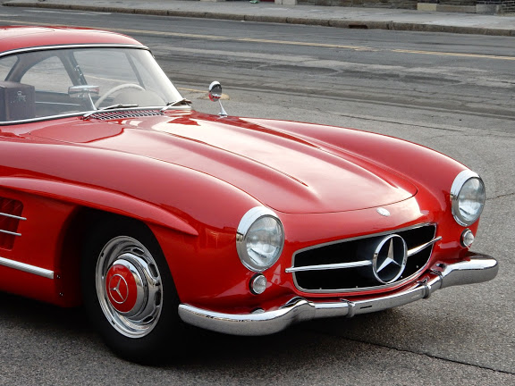 For sale 1955 mercedes benz 300sl gullwing coupe scott for Mercedes benz gullwing 1955 for sale