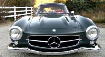Classic Mercedes Benz Cars Sold