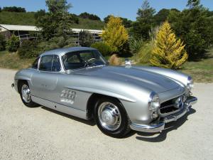SOLD: 1955 Mercedes Benz Gullwing