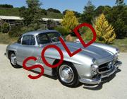 1955 Mercedes Benz Gullwin