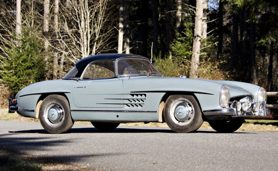 1964 Mercedes-Benz 300 SL Roadster