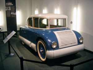 Petersen Automotive Aerodynamics Exhibit