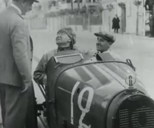 1929 Monaco Grand Prix – The First Ever Monaco Grand Prix (Video)