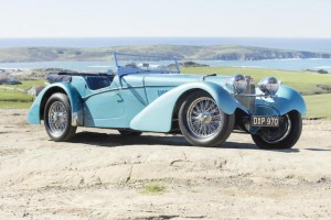 1937 BUGATTI TYPE 57SC SPORTS TOURER