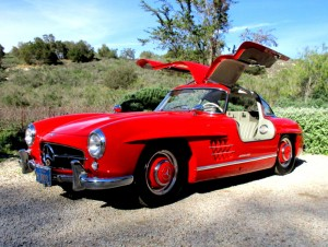 1955 300SL Gullwing for sale