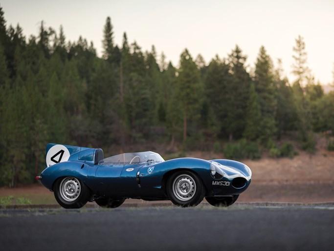 1955 Jag D-Type