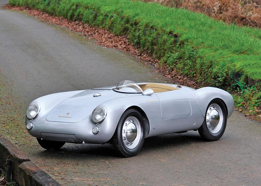 1955-Porsche