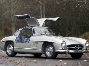 The $4.62 Million Dollar Aluminum-Bodied 300SL Gullwing