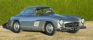 300 SL Sales – 1955 Mercedes-Benz Gullwing Coupe