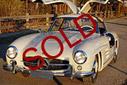 SOLD: 1956 Mercedes-Benz 300 SL Gullwing