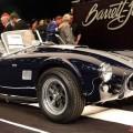 1965 Shelby 289 Cobra Roadster at the Barrett-Jackson car auction in Scottsdale, Ariz.